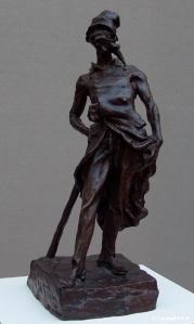 Honoré Daumier-Le ratapoil - mars 1851