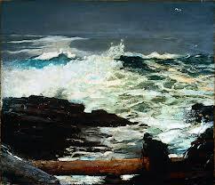 Winslow Homer Driftwood 1909
