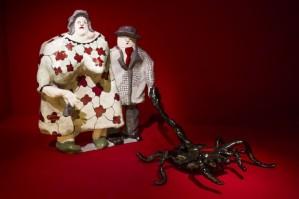 Niki de saint Phalle promenade du dimanceh