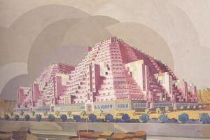 Henri Sauvage Immeuble a gradins - 1928