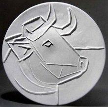 picasso_tête de taureau
